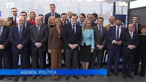 Telediario - 15 horas - 12/02/18