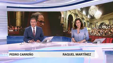 Telediario - 15 horas - 12/05/18