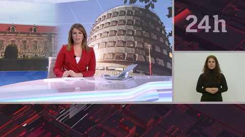 Telediario - 15 horas - 13/02/18 - Lengua de signos