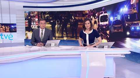 Telediario - 15 horas - 13/05/18