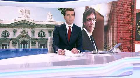 Telediario - 15 horas - 13/07/18