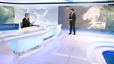 Telediario - 15 horas - 13/10/18
