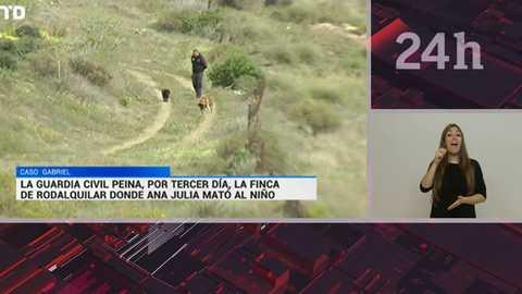 Telediario - 15 horas - 14/03/18 - Lengua de signos