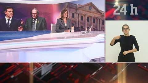 Telediario - 15 horas - 14/12/18 - Lengua de signos