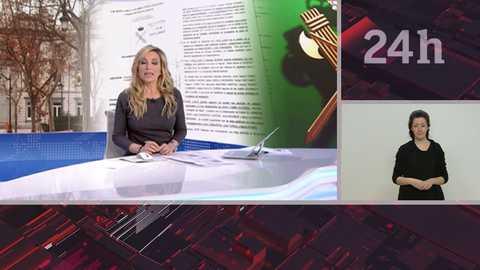 Telediario - 15 horas - 15/02/18 - Lengua de signos