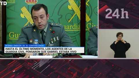 Telediario - 15 horas - 15/03/18 - Lengua de signos