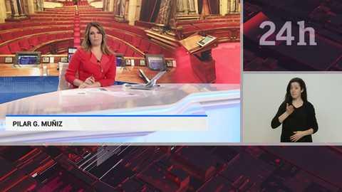 Telediario - 15 horas - 16/01/18 - Lengua de signos
