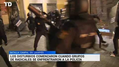 Telediario - 15 horas - 16/03/18