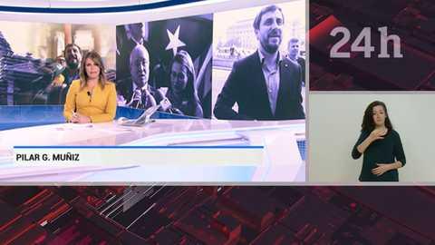 Telediario - 15 horas - 16/05/18 - Lengua de signos