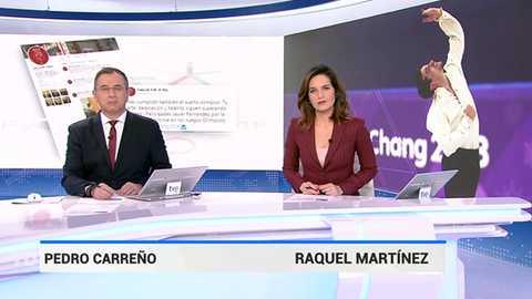 Telediario - 15 horas - 17/02/18