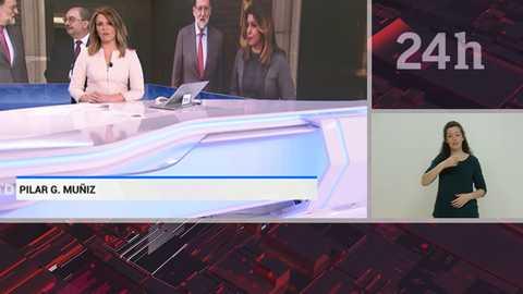 Telediario - 15 horas - 18/04/18 - Lengua de signos