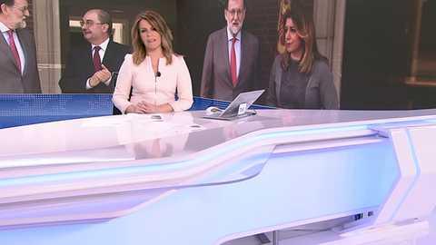 Telediario - 15 horas - 18/04/18