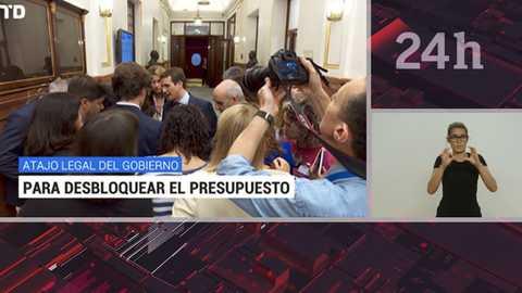 Telediario - 15 horas - 19/09/18 - Lengua de signos