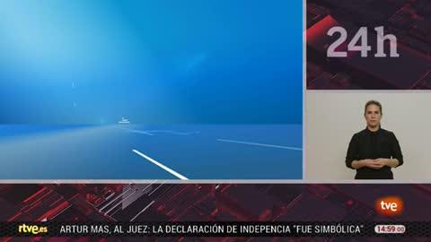 Telediario - 15 horas - 20/02/18 - Lengua de signos