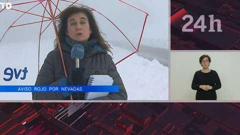 Telediario - 15 horas - 20/03/18 - Lengua de signos