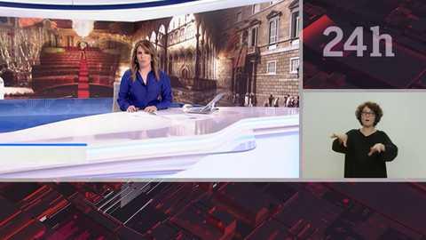 Telediario - 15 horas - 21/03/18 - Lengua de signos