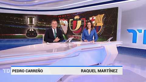 Telediario - 15 horas - 21/04/18
