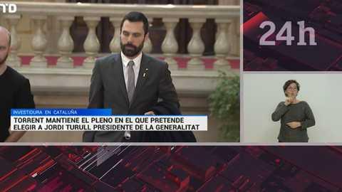 Telediario - 15 horas - 22/03/18 - Lengua de signos