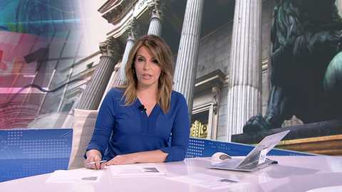 Telediario - 15 horas - 22/05/18