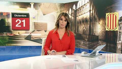Telediario - 15 horas - 22/11/17