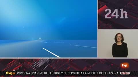 Telediario - 15 horas - 23/02/18 - Lengua de signos