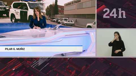 Telediario - 15 horas - 23/04/18 - Lengua de signos