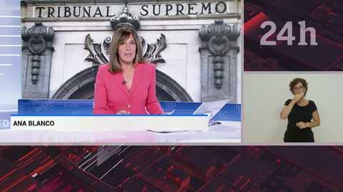 Telediario - 15 horas - 24/09/18 - Lengua de signos