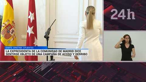 Telediario - 15 horas - 25/04/18 - Lengua de signos