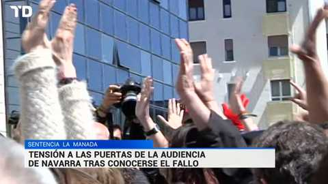 Telediario - 15 horas - 26/04/18