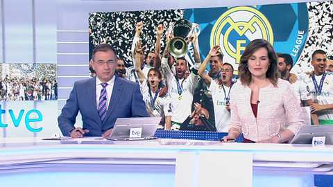 Telediario - 15 horas - 27/05/18