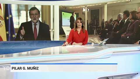 Telediario - 15 horas - 29/12/17
