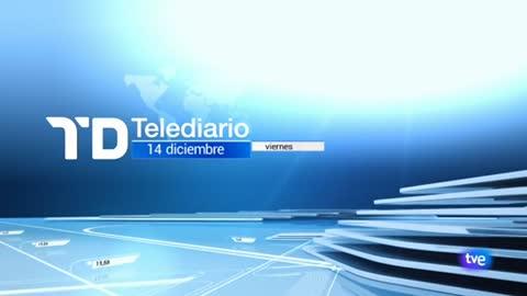 Telediario 2 en cuatro minutos -14/12/18