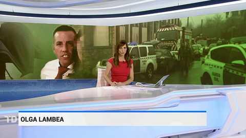 Telediario - 21 horas - 01/01/18
