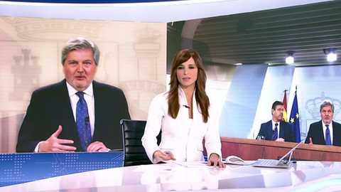 Telediario - 21 horas - 02/03/18