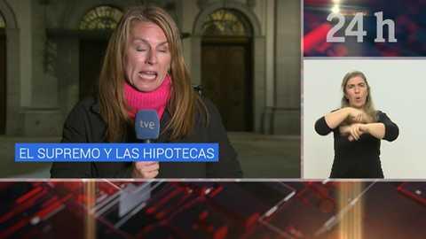 Telediario - 21 horas - 06/11/18 - Lengua de signos