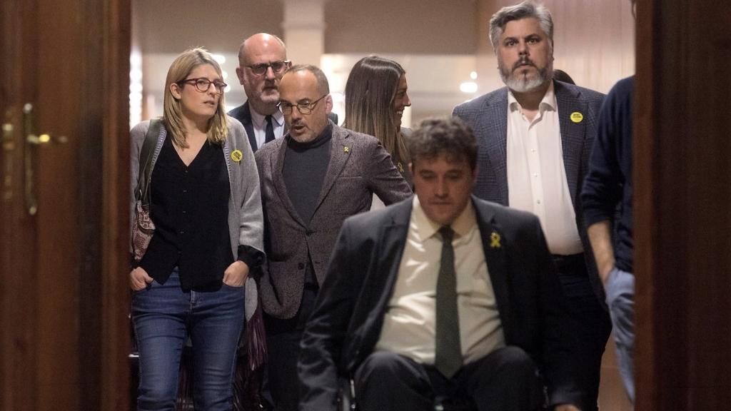 Telediario - 21 horas - 07/02/19