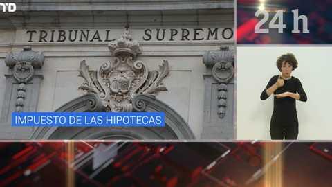 Telediario - 21 horas - 07/11/18 - Lengua de signos
