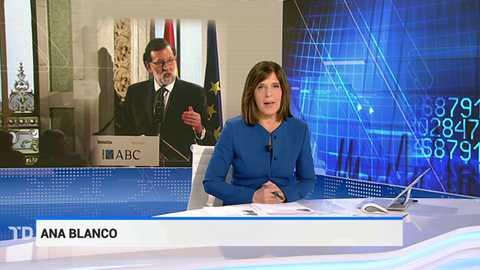 Telediario - 21 horas - 08/02/18