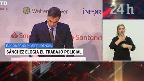 Telediario - 21 horas - 08/11/18 - Lengua de signos
