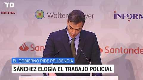 Telediario - 21 horas - 08/11/18