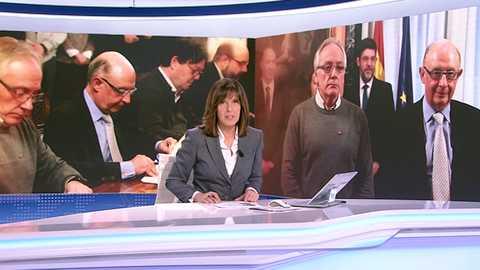 Telediario - 21 horas - 09/03/18