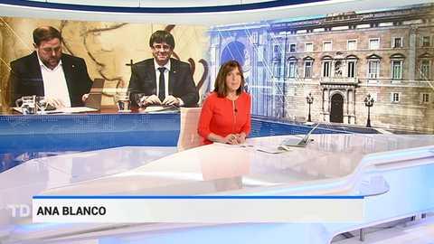 Telediario - 21 horas - 10/01/18