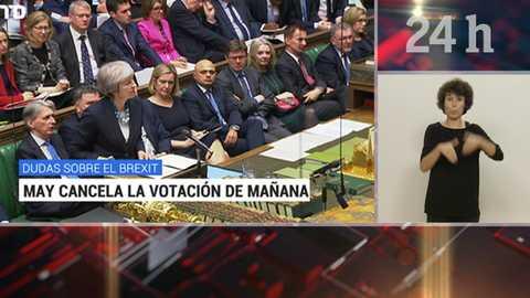 Telediario - 21 horas - 10/12/18 - Lengua de signos