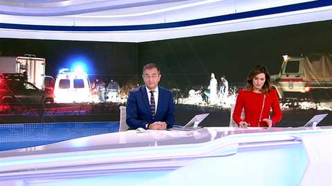 Telediario - 21 horas - 11/02/18