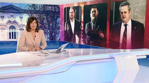 Telediario - 21 horas - 12/01/18