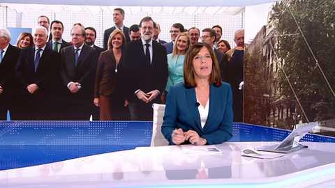 Telediario - 21 horas - 12/02/18