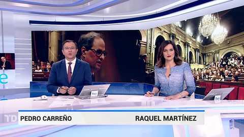 Telediario - 21 horas - 12/05/18