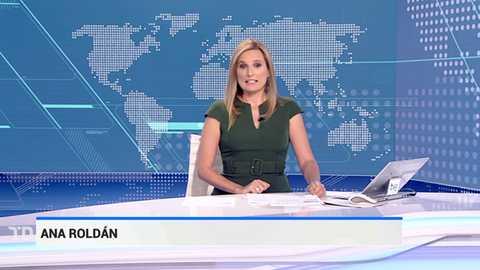 Telediario - 21 horas - 12/10/18