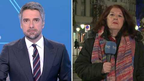 Telediario - 21 horas - 12/12/18