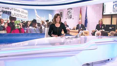 Telediario - 21 horas - 13/07/18